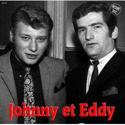 Johnny Hallyday / Eddy Mitchell - 33t Picture Disc