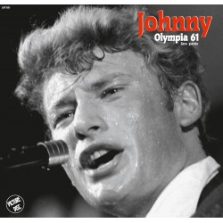 JOHNNY HALLYDAY Olympia 1961 1ère partie - 33t Picture Disc