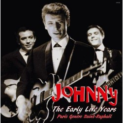 JOHNNY HALLYDAY - EARLY LIVE YEARS VOL 2