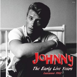 JOHNNY HALLYDAY - EARLY LIVE YEARS VOL 3