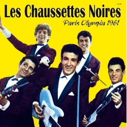 CHAUSSETTES NOIRES - LIVE PARIS OLYMPIA 1961