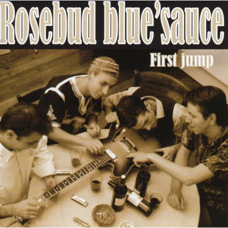 "ROSEBUD BLUE SAUCE ""First Jump"""