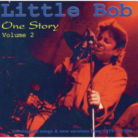 "LITTLE BOB ""One Story Vol 2"""