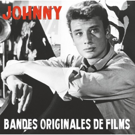 JOHNNY HALLYDAY - BANDES ORIGINALES DE FILMS