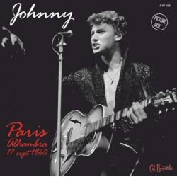 JOHNNY - Paris Alhambra Septembre 1960 - 45t Picture Disc